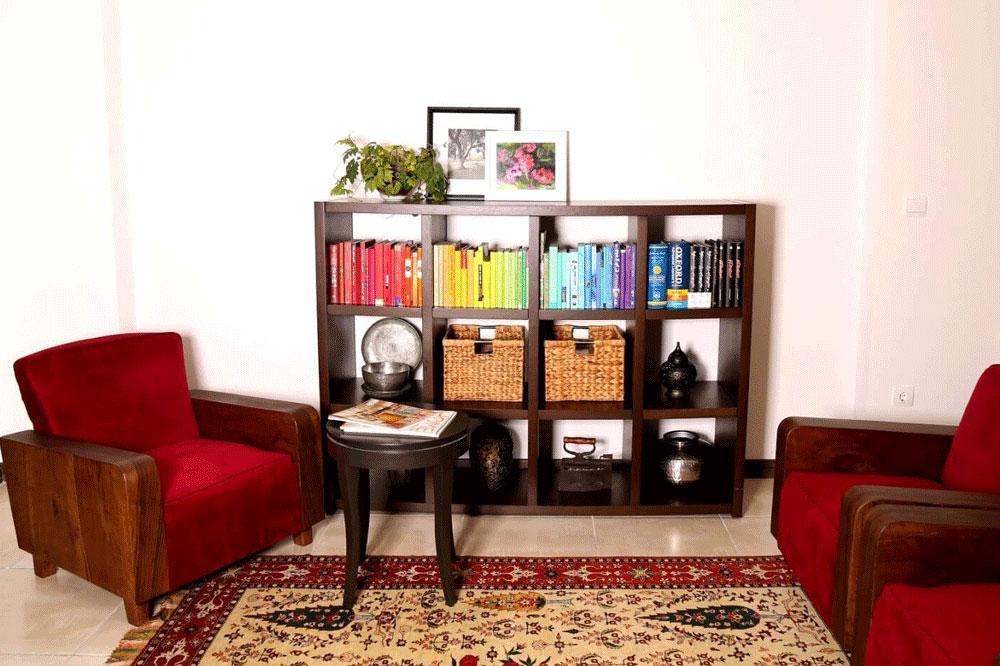 رنگ های قدرتمند در دکوراسیون خانه های ایرانی