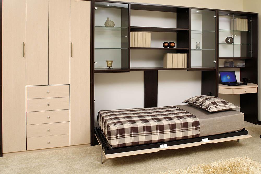 مدل تخت خواب جدید: کم جا