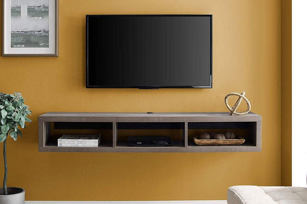 انواع میز تلویزیون دیواری