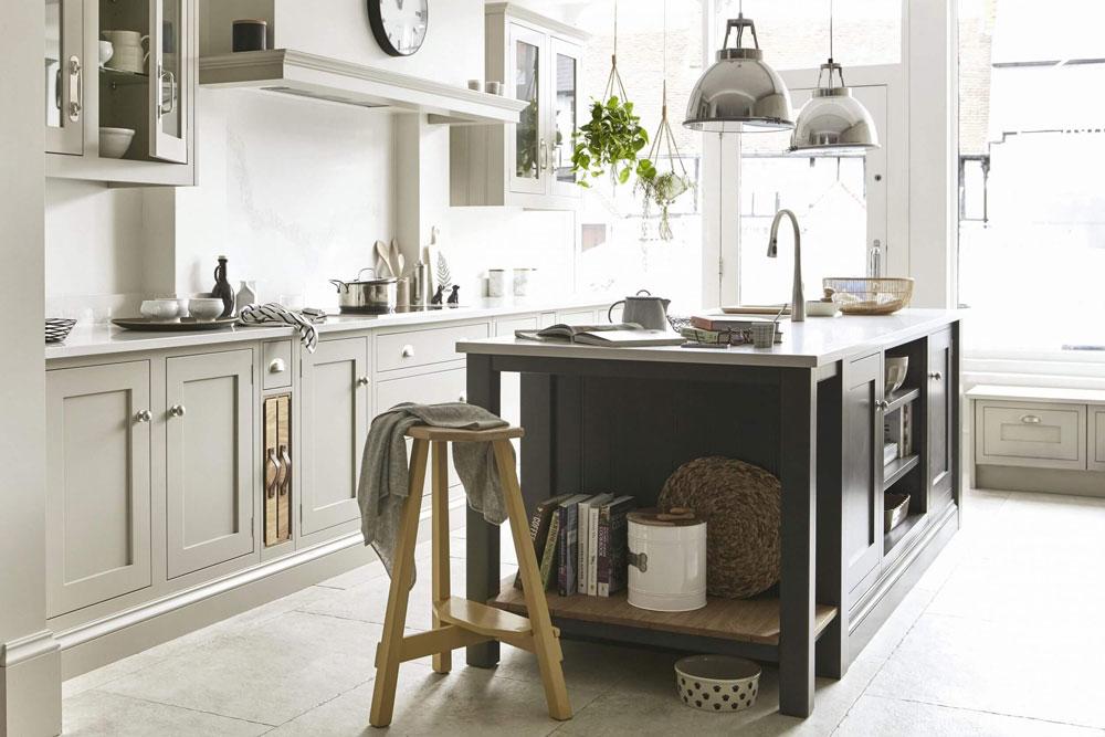 با یک طراحی زیبا، رو به پذیرایی پخت و پز کنید!