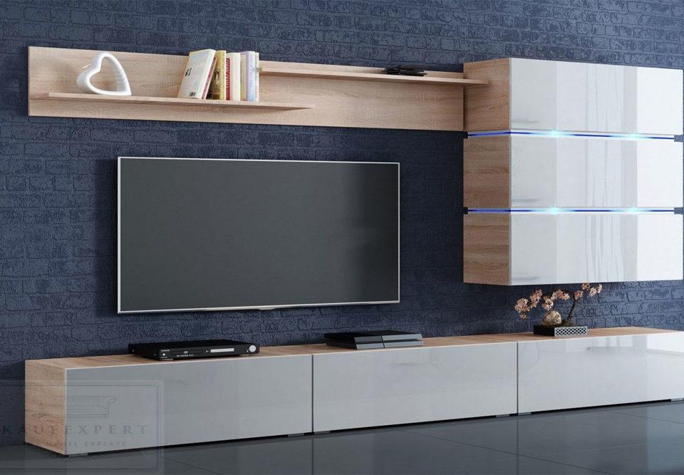 میز تلویزیون دیواری ام دی اف: افزایش لذت تماشای تلویزیون