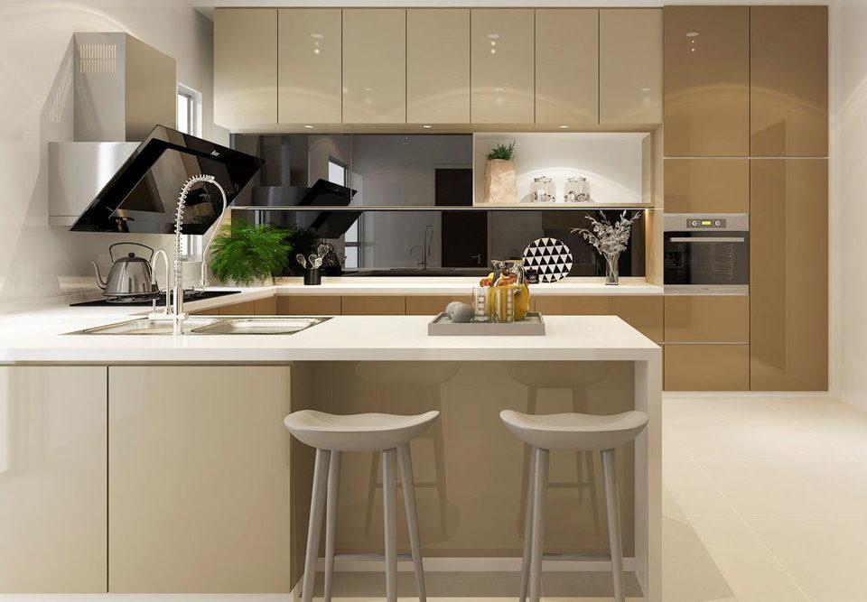 مدل آشپزخانه شما، مظهر زیبایی و سلامت خانه شماست!