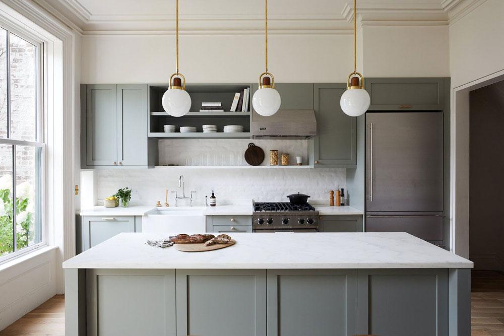 7 مدل جدید کابینت آشپزخانه زیبا و به روز