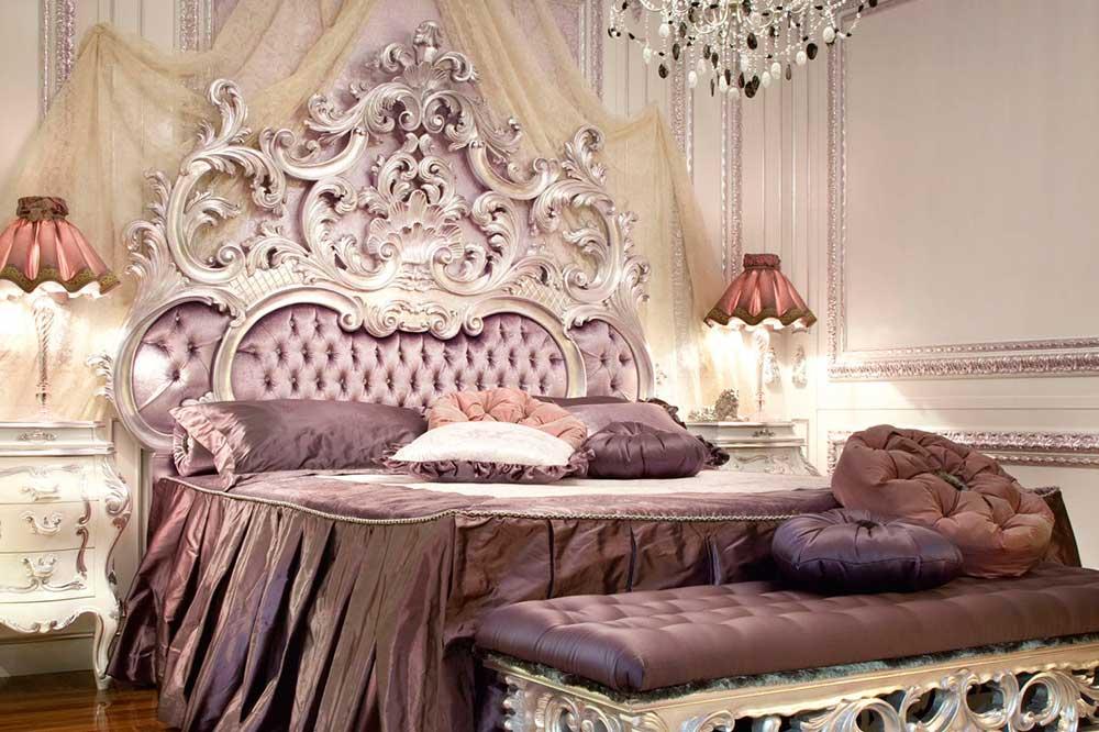 خرید تخت کلاسیک