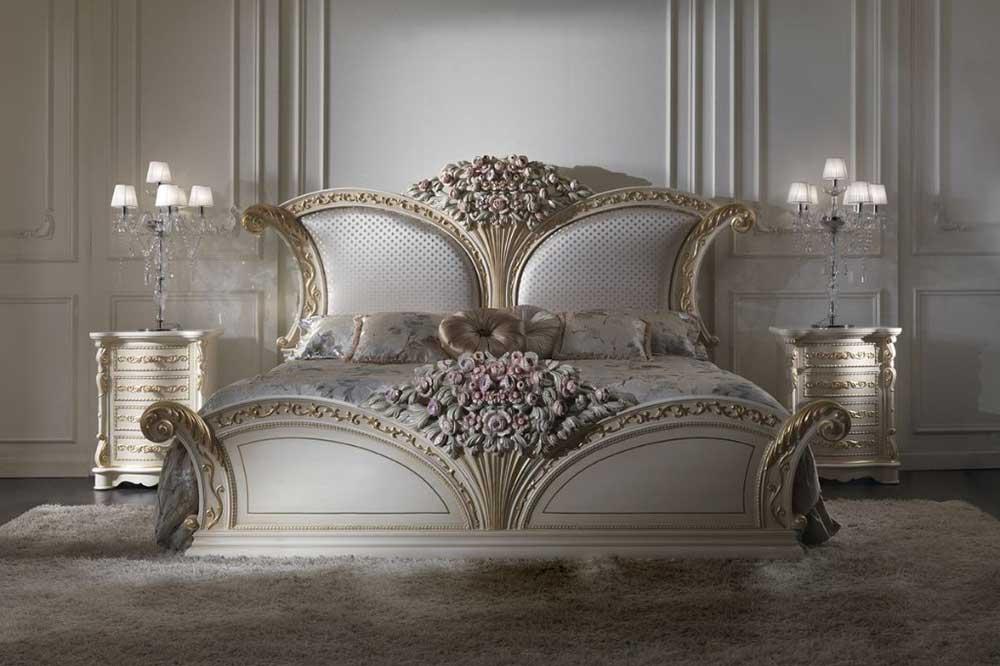 مدل تخت کلاسیک دو نفره
