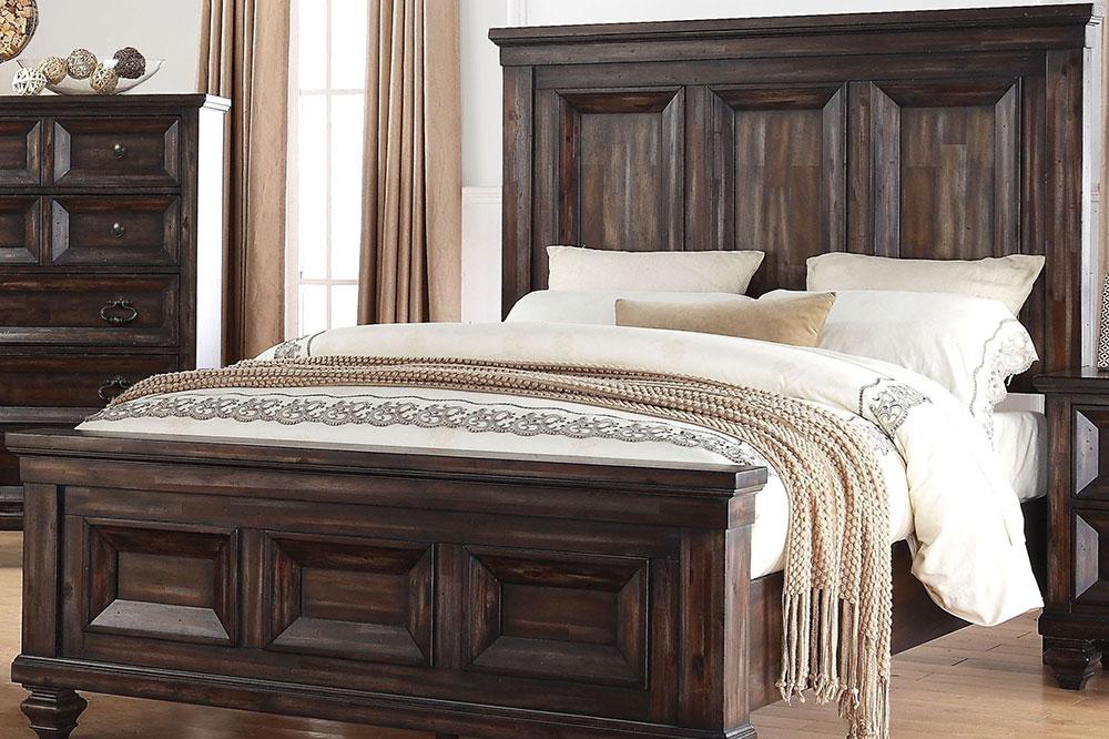 مدل تخت خواب کلاسیک