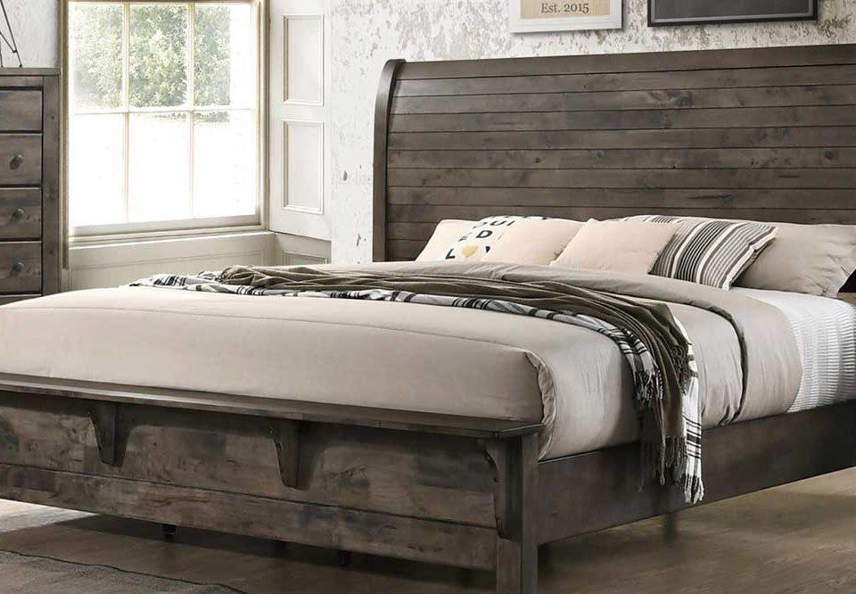 جنس مناسب تخت دو نفره