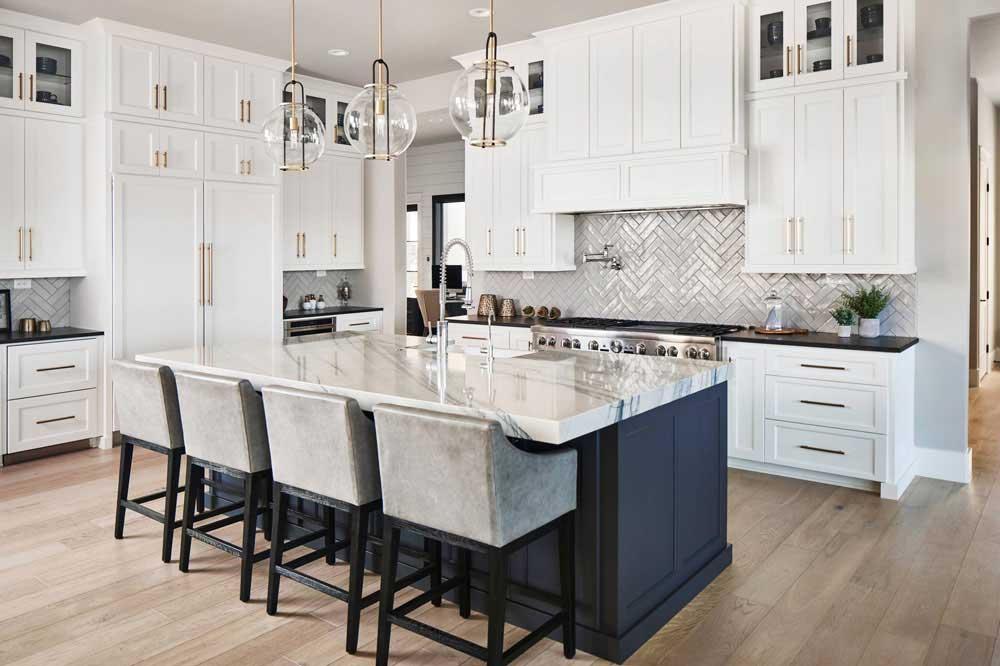 جزیره یا کانتر، زیبایی هر آشپزخانه ای