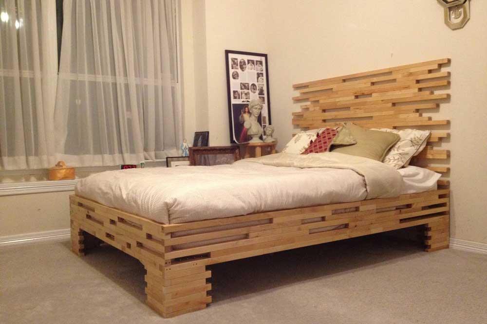 مدل تخت خواب خلاقانه