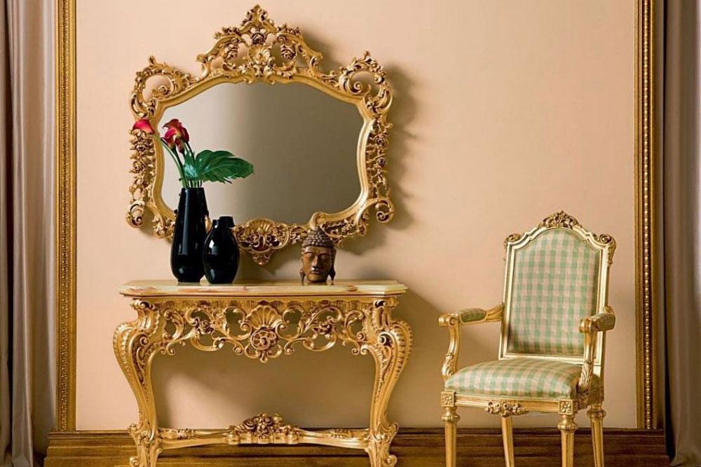 میز آرایش سلطنتی