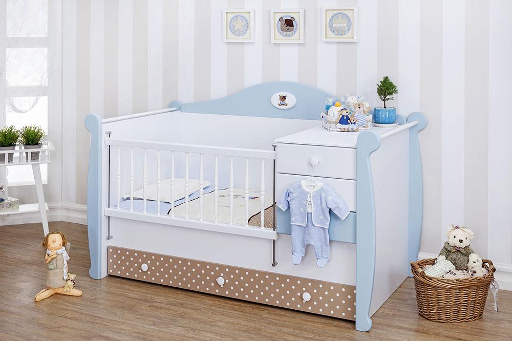 ویژگی های تخت نوزاد استاندارد