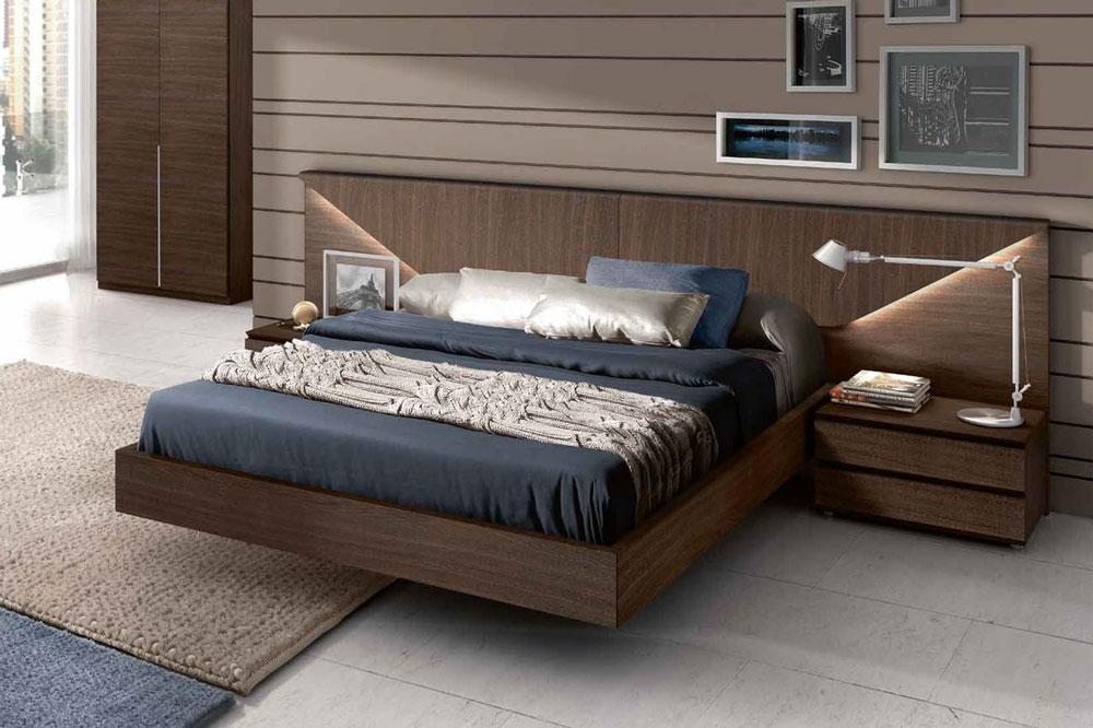 مدل تخت خواب استاندارد انتخاب کنید.