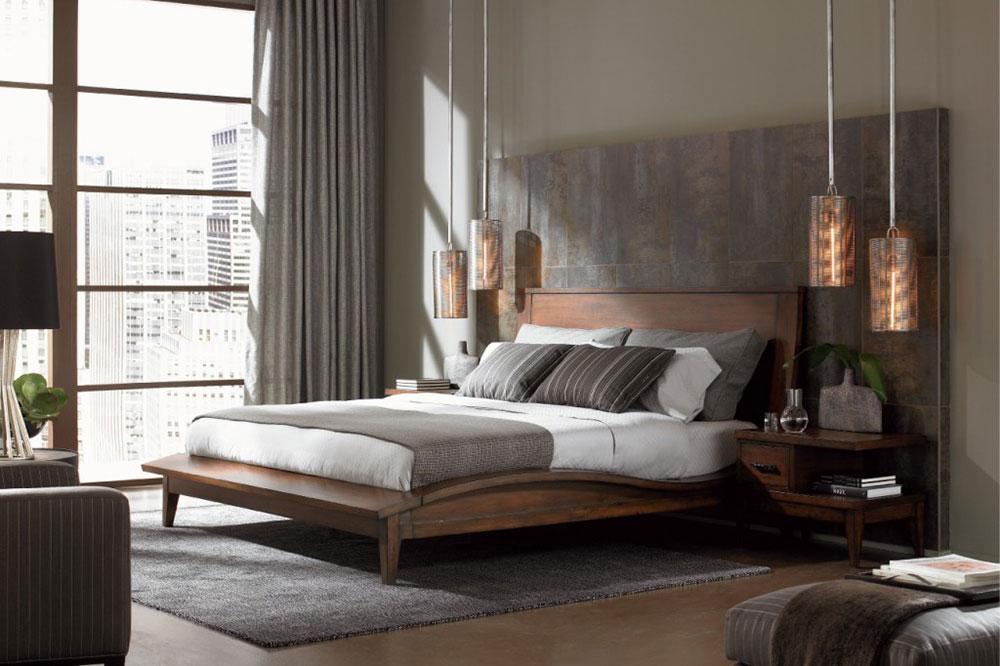 مدل تخت خواب ام دی اف