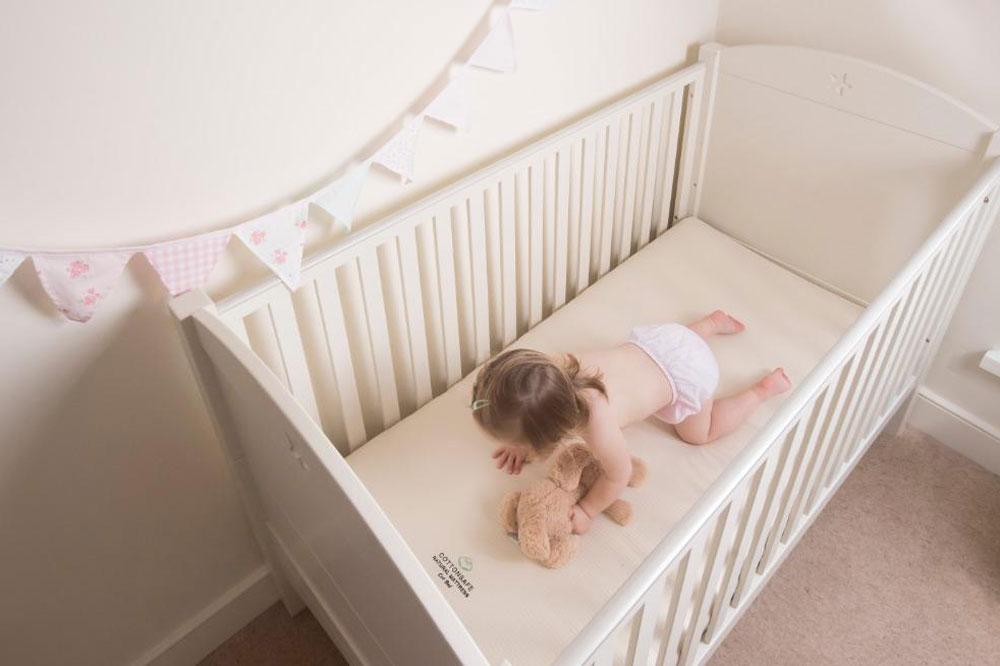 مکان مناسب برای جایگذاری تخت نوزاد