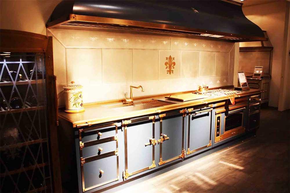 نقش نور در جدیدترین مدل کابینت آشپزخانه