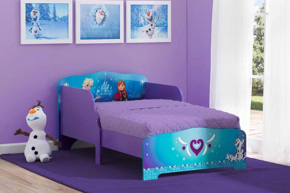 تخت خواب کارتونی زیبا و به روز