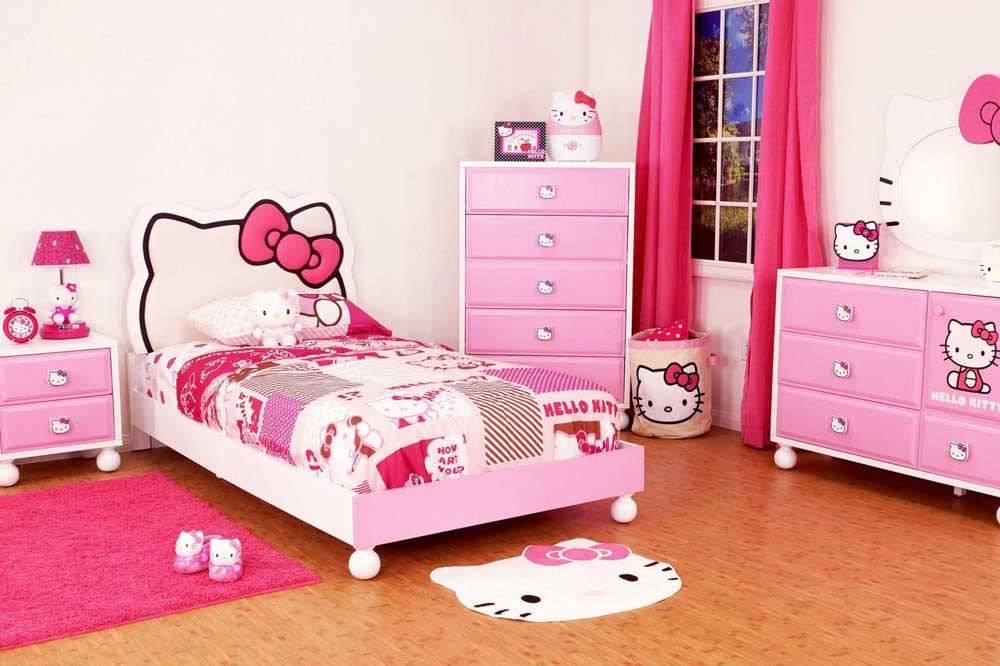 مدل تخت خواب کودک زیبا و فانتزی