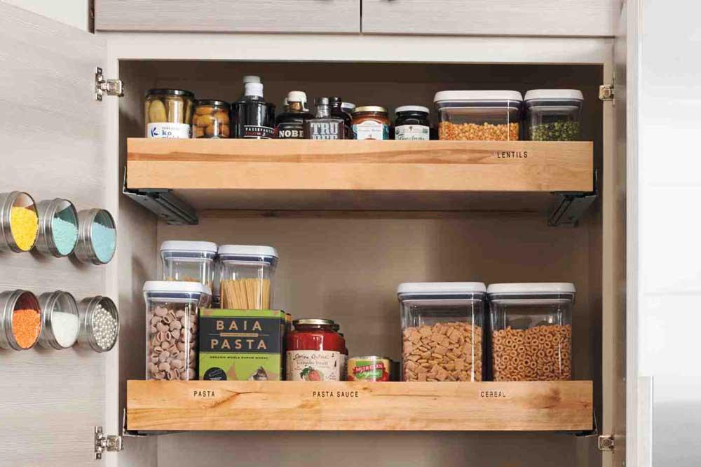 استفاده بهینه از فضا در بهترین مدل آشپزخانه عروس