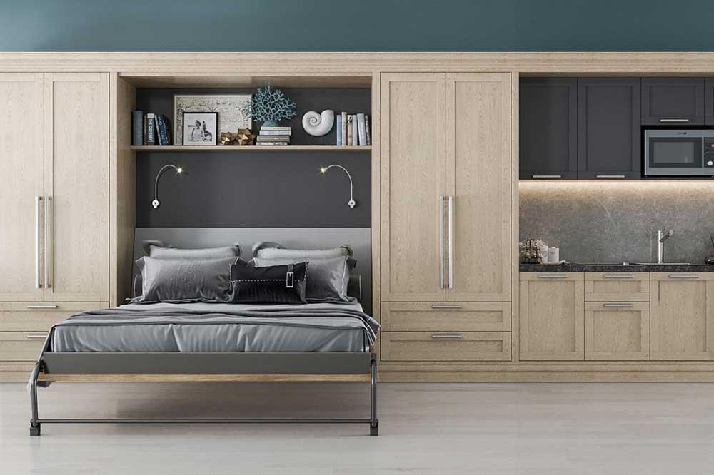 بهترین مدل های تخت تاشو دو نفره، با زیبایی و کیفیت بالا