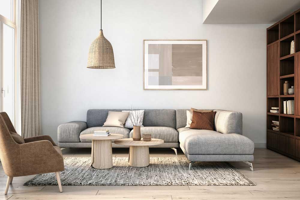 انواع دکوراسیون منزل: اسکاندیناوی