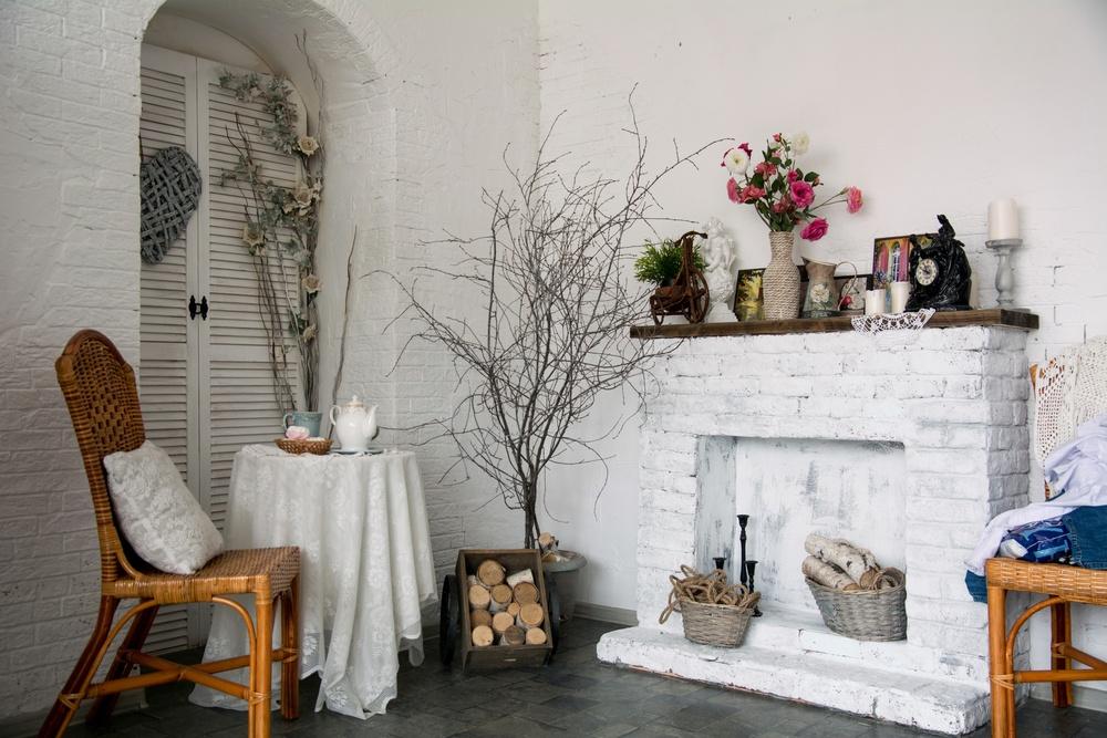 انواع دکوراسیون منزل: روستیک
