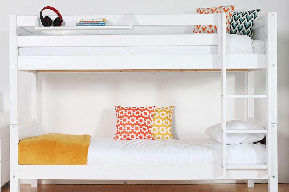 مدل تخت خواب دو طبقه ساده و شیک
