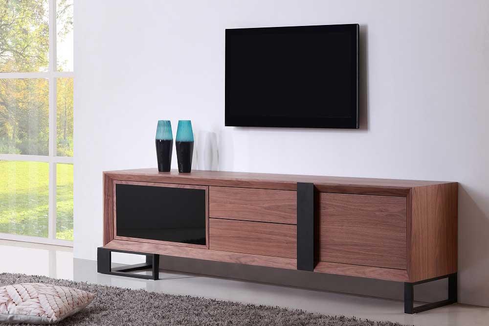مدل میز تلویزیون چوبی