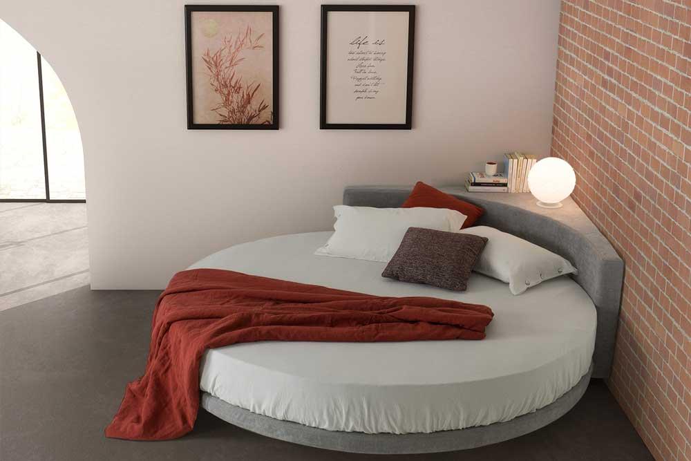 تخت های گرد تصویری زیبا و بی نظیر از یک زندگی منحصر به فرد