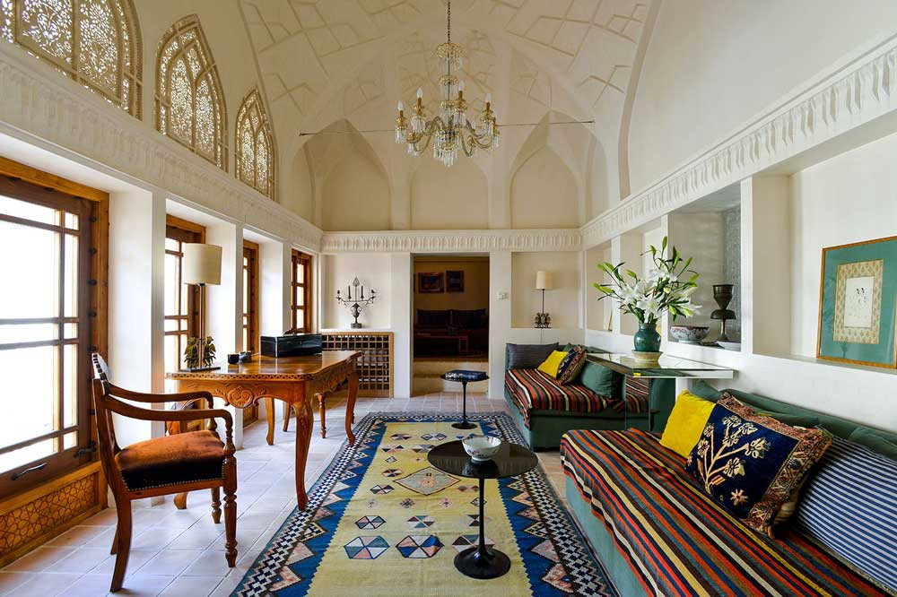مبلمان در طراحی داخلی منزل ایرانی