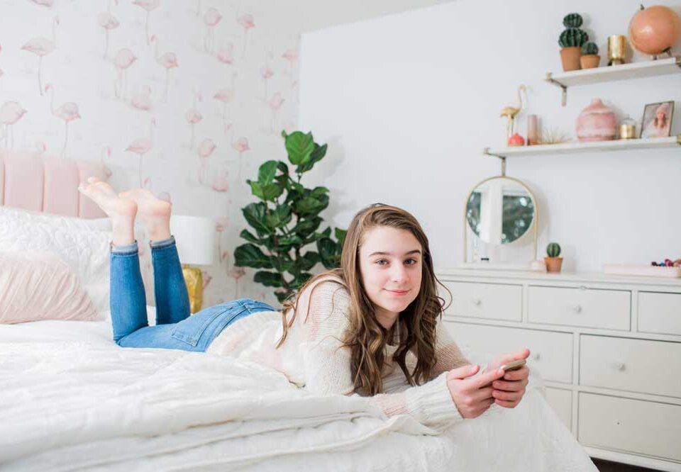 چگونه دکوراسیون اتاق نوجوان دختر را طراحی کنیم؟