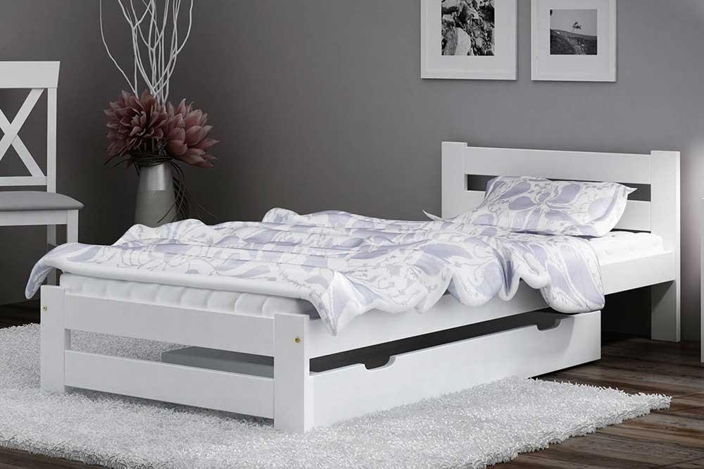 مزایای تخت خواب سفید