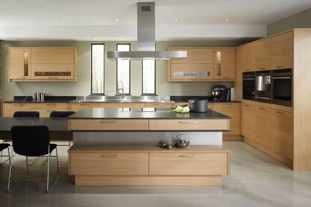 آشپزخانه در خانه های مدرن و شیک