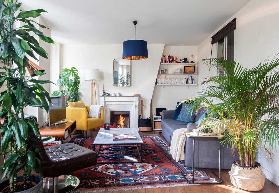 طراحی داخلی منزل ایرانی: ترکیبی از سنت و مدرنیته