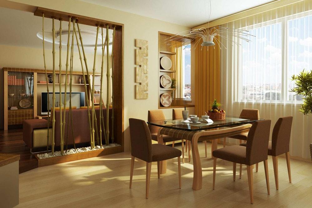 ایده های خلاقانه برای دکوراسیون منزل : ایجاد مرز میان بخش های خانه