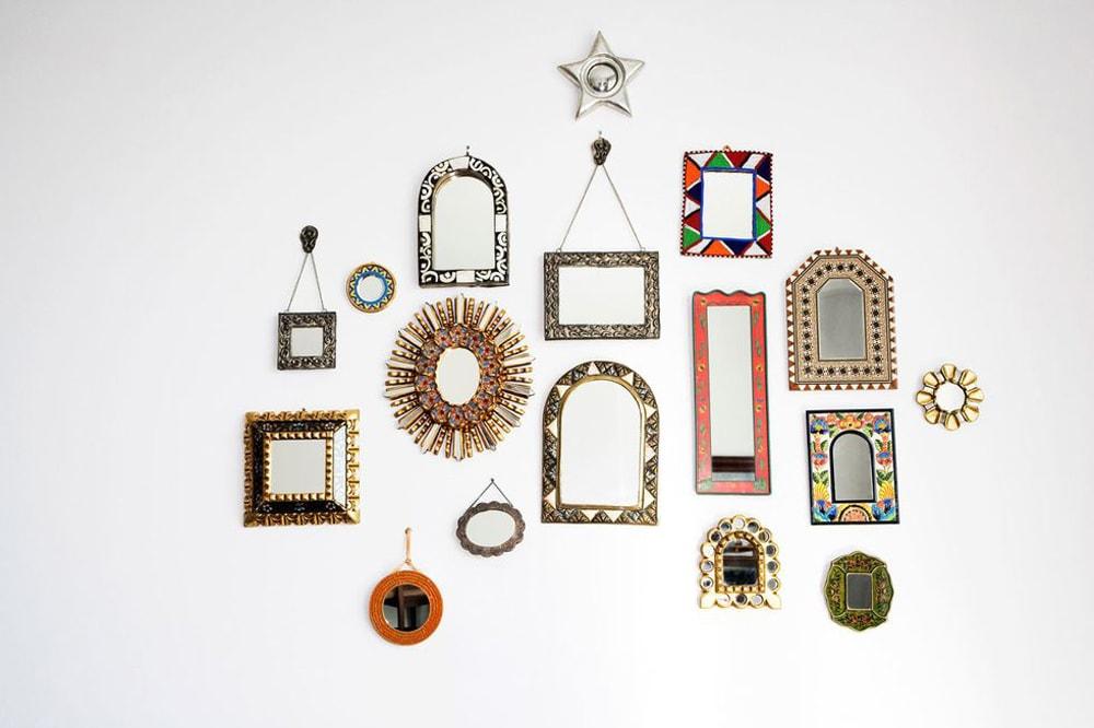 ایده های خلاقانه برای دکوراسیون منزل : طراحی گالری