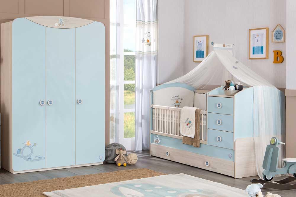 کمد ساده اتاق کودک