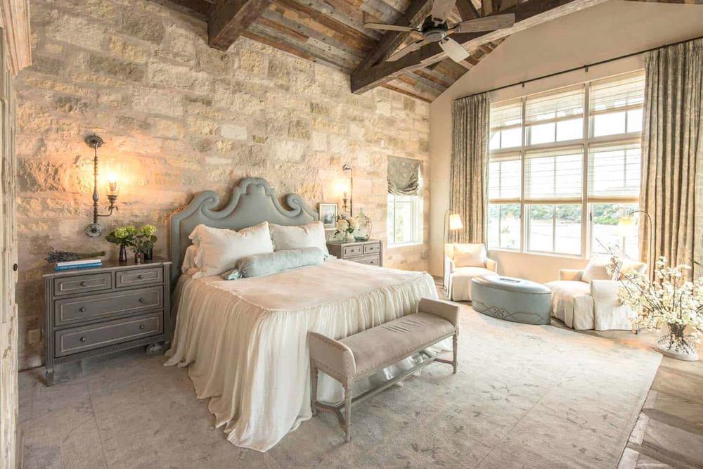 رنگ بندی اتاق خواب کلاسیک
