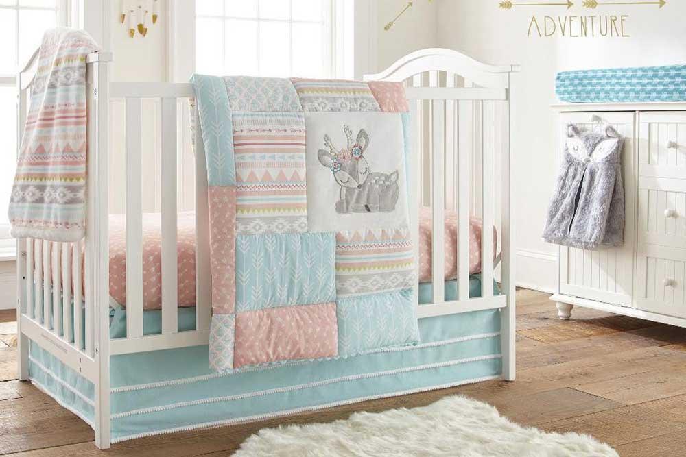ویژگی های سرویس خواب نوزاد دختر