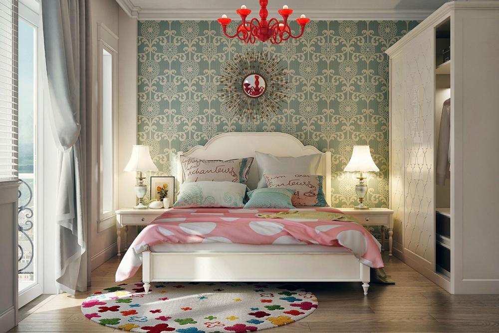 اتاق خواب کلاسیک: فضایی دلنشین و دوست داشتنی