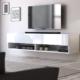میز تلویزیون ساده: المانی جذاب و شیک در عین سادگی
