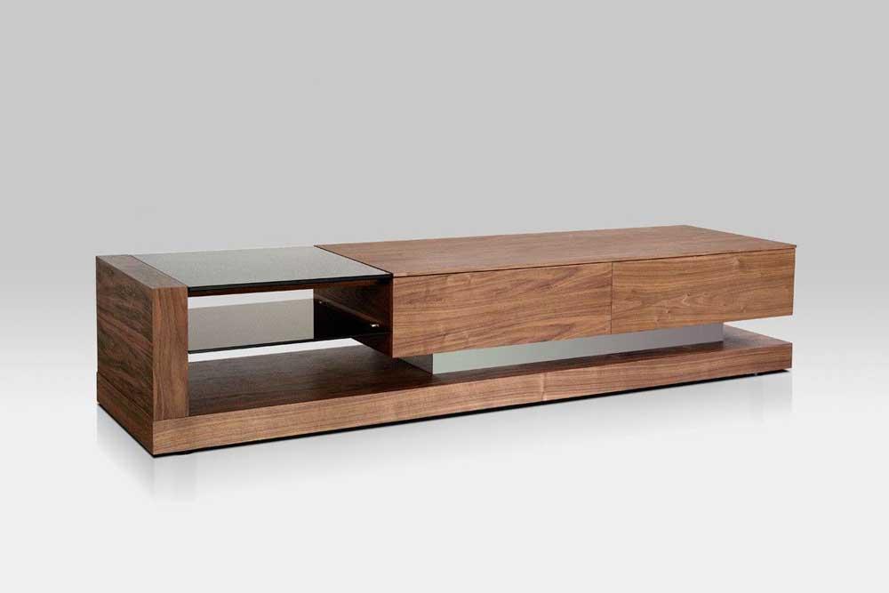 میز تلویزیون چوبی جدید