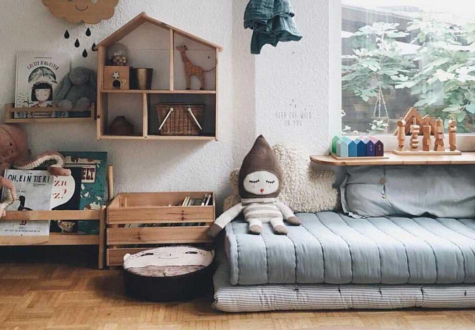 مدل دکوراسیون اتاق کودک