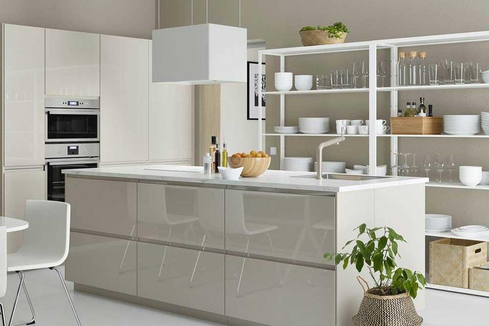 انواع روکش کابینت آشپزخانه mdf