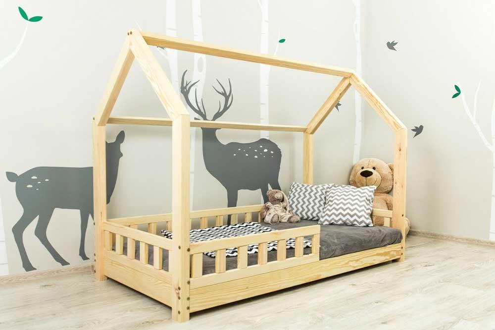 انواع مدل تخت خواب چوبی