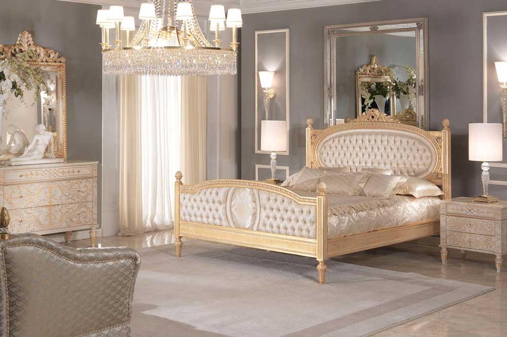 مدل تختخواب عروس سلطنتی