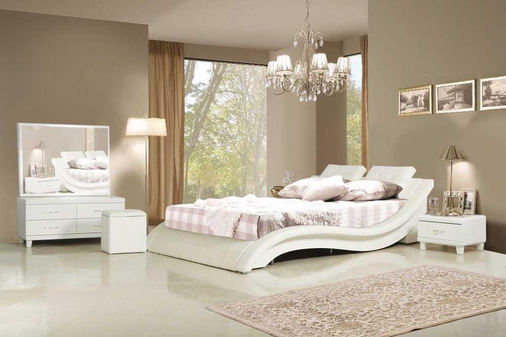 مدل تختخواب عروس خلاقانه