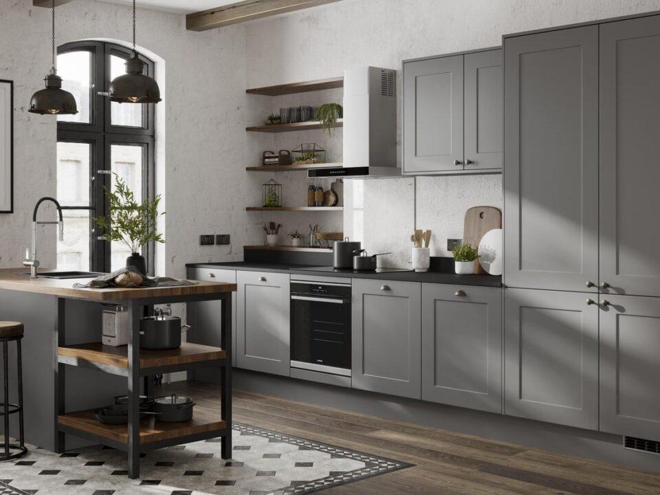 طراحی همه جانه آشپزخانه با ترفندهای ساده و خاص