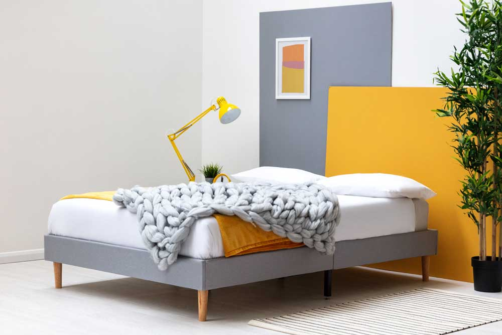 رنگ سرویس خواب ساده و شیک