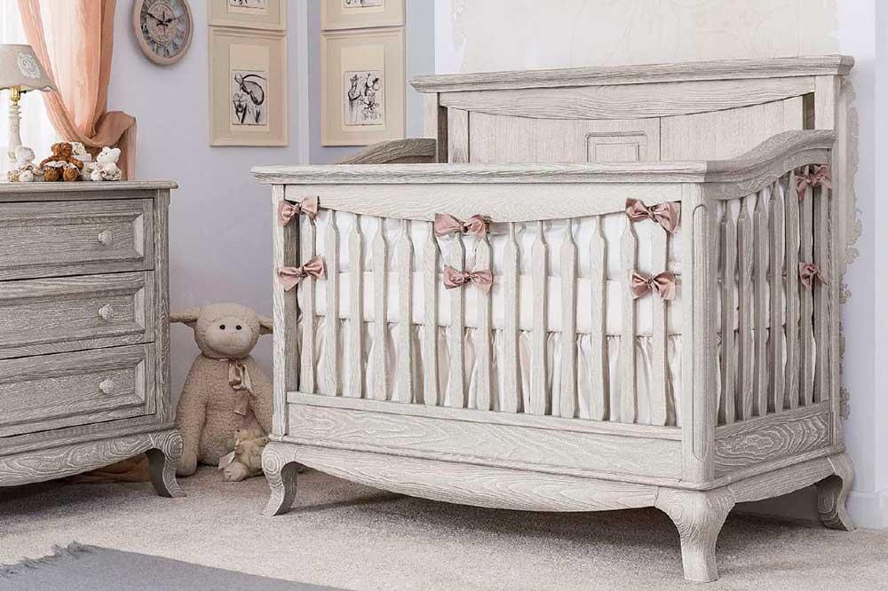 ابعاد تخت نوزاد نوجوان