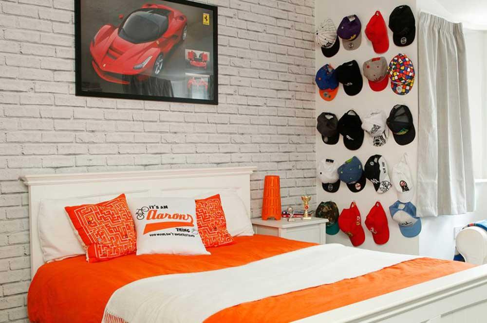 ایده اتاق خواب پسر